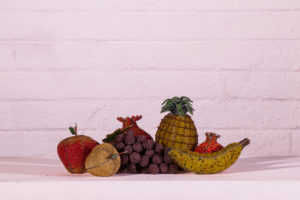Netshomi Zam African Beadwork - Streetwires Beaded Art Fruit